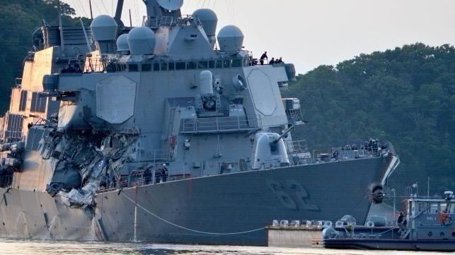 Репрессии на флоте