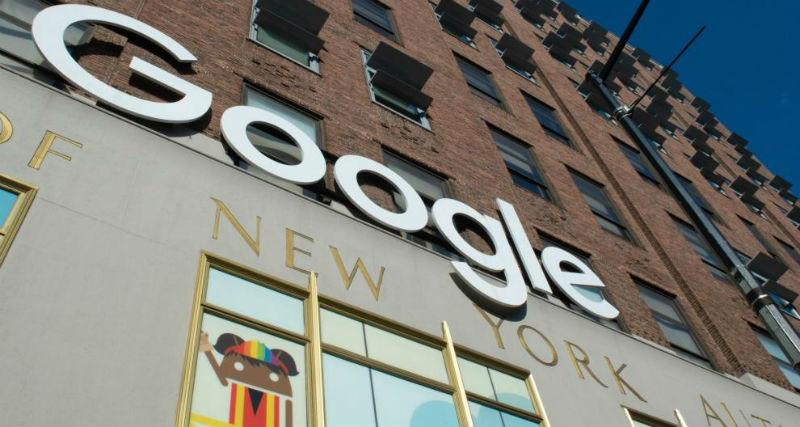 Google собирается строить оф…