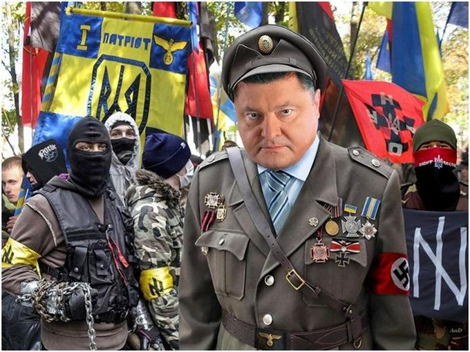 Диктаторские законы Порошенко