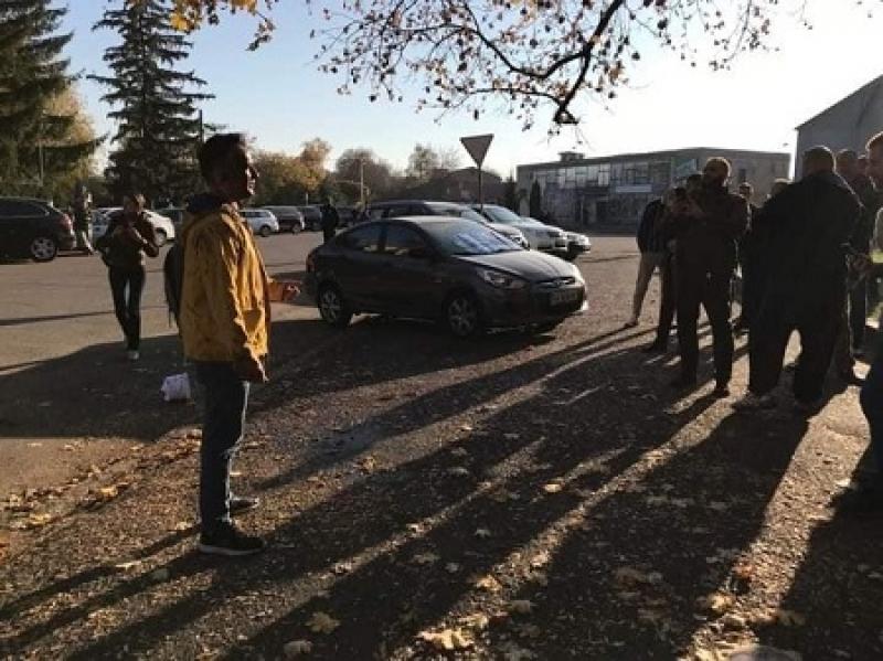 На Полтавщине украинского журналиста облили фекалиями