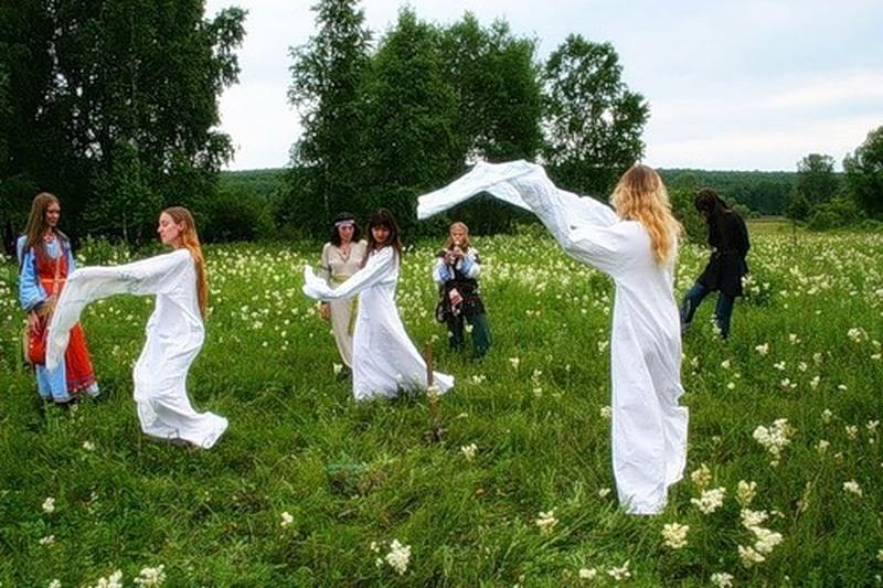 Празднование Первых Русалий – как было и как будет