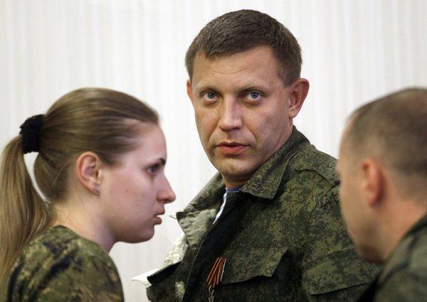 """""""Все хотят отомстить, и я хочу"""": вдова Захарченко сделала заявление на встрече с бойцами НМ ДНР (видео)"""