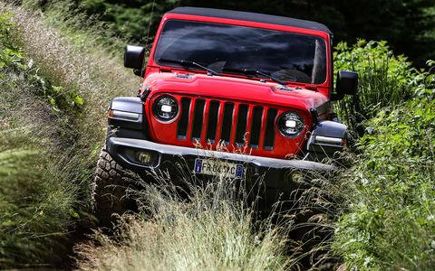 Новый Jeep Wrangler: конструктор для взрослых
