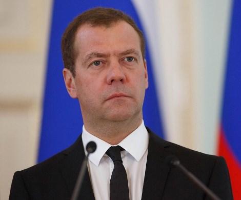 Медведев снова «обидел» врач…