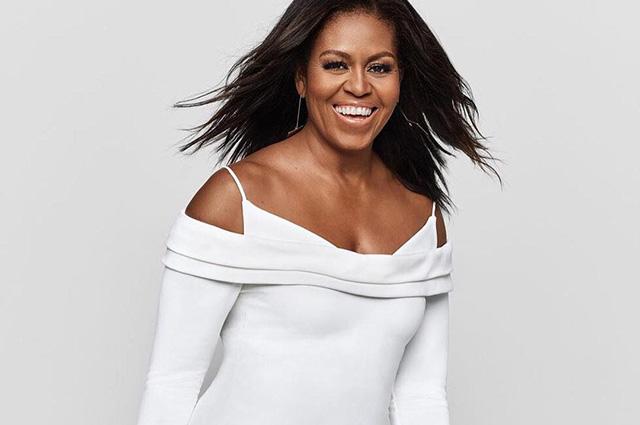 Мишель Обама о своем гардеро…