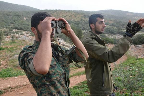 Анкара: Силы Асада пока не входили в Африн