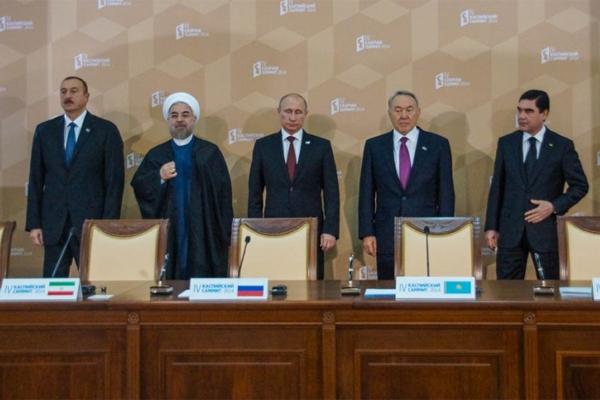 Конвенцию по Каспию придется…