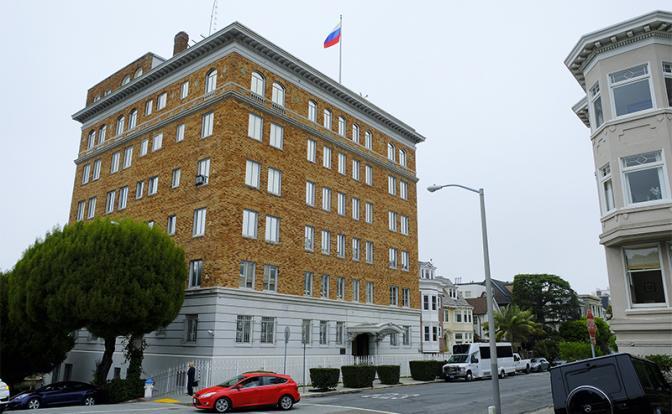 Супер-шпионская база Кремля в США: Русские были слишком умными
