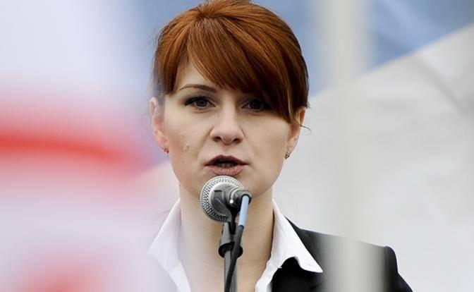 Россиянку Бутину в США арестовали за рыжие волосы
