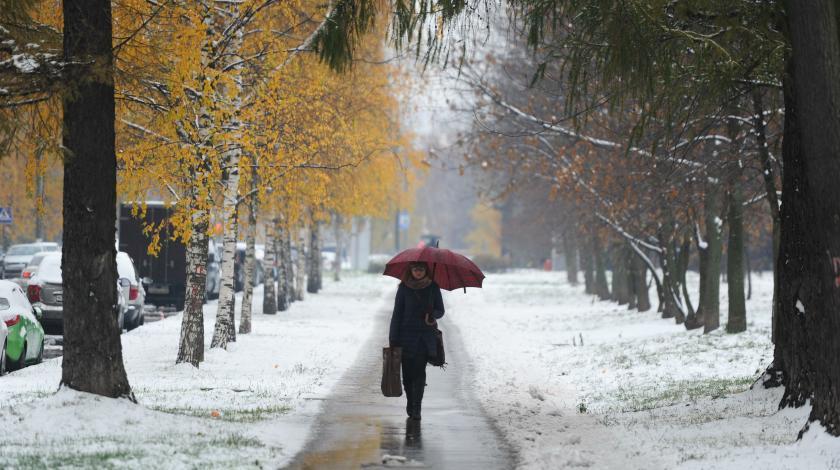 Москвичей ждет необычайно теплая зима