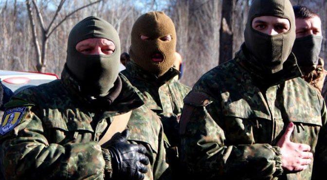 Война в Донбасе: Копеечку на армию «хуторяне» зажали