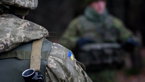 В зоне «ООС» произошла массовая драка между боевиками ВСУ из Донбасса и западной Украины