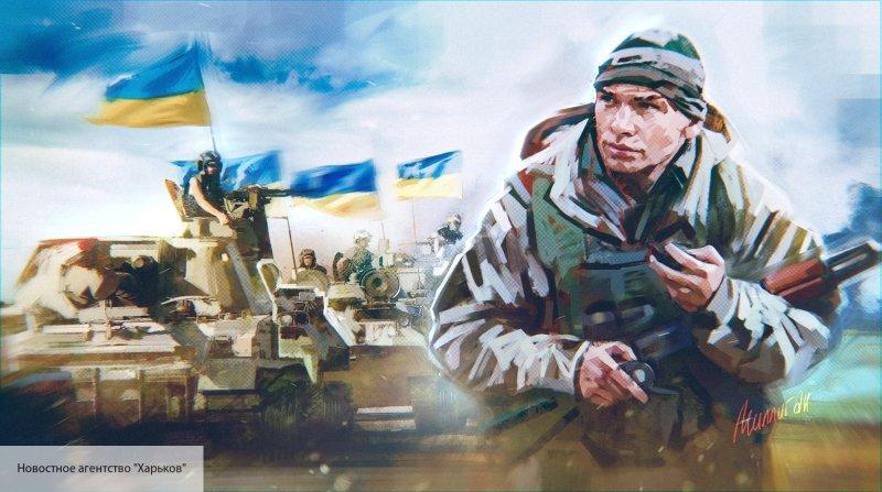 Кровавый инцидент на Донбасс…