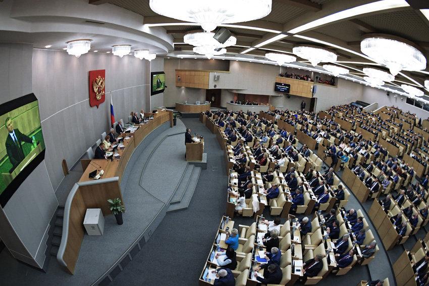 Вячеслав Володин назвал приоритеты осенней сессии