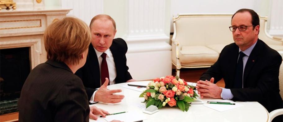 Почему Западу не удалось продавить Путина