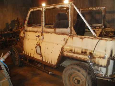 УАЗ 469 1976г.в. - вторая жизнь