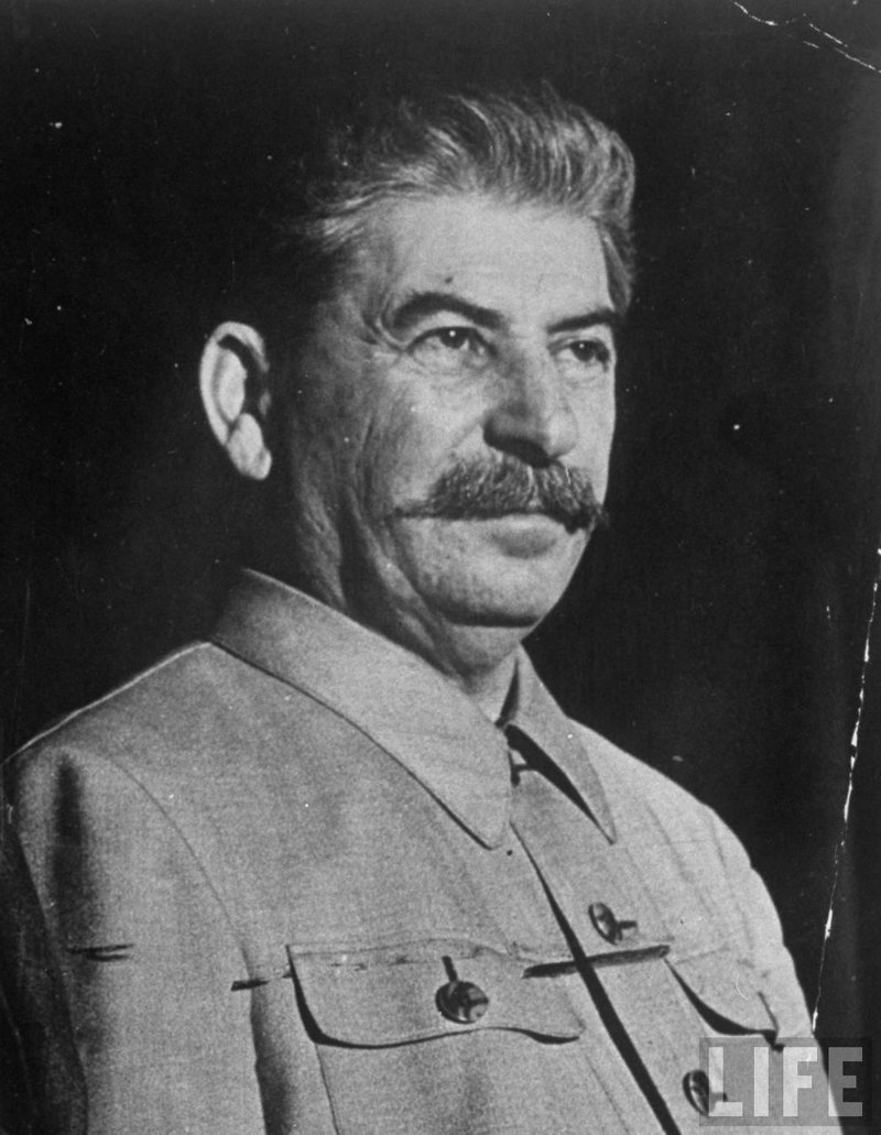 "Сталин: ""Вы знаете, какую ус…"