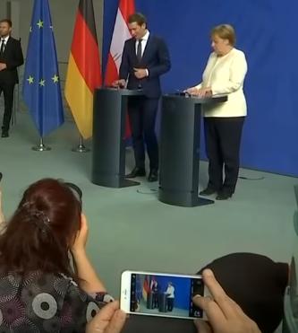 Невероятный скандал в Герман…
