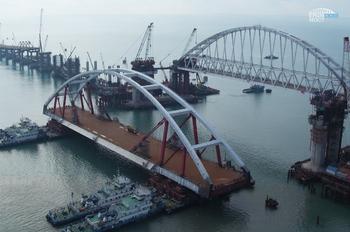 Голосование по выбору названия моста через Керченский пролив завершается