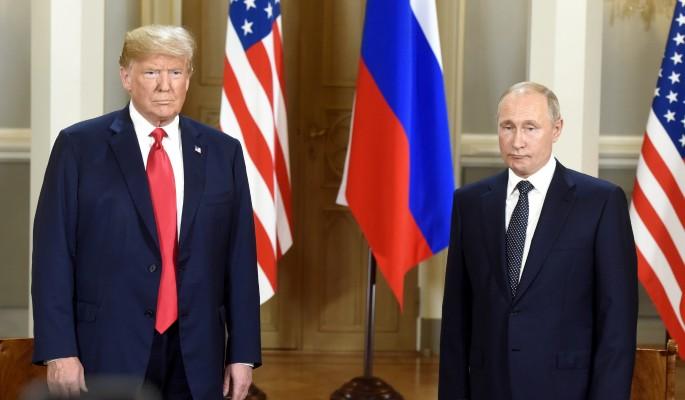 Трампу влетело от Киева из-за заявлений Путина
