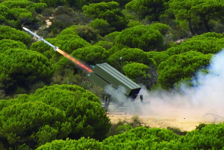 Индонезия заключила контракт на приобретение зенитных ракетных комплексов NASAMS