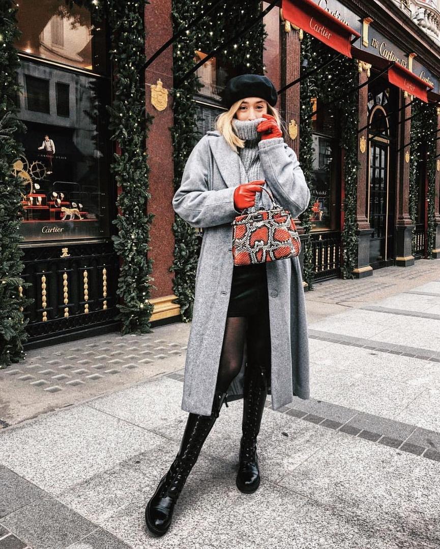 Осенние пальто, от которых не отвести глаз