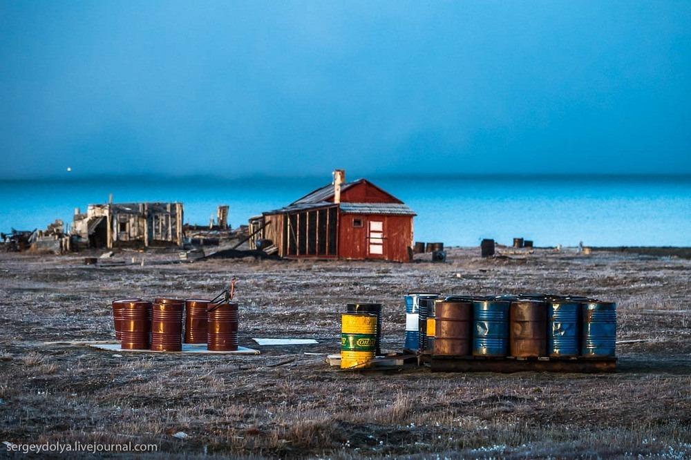 Остров Врангеля в фотографиях