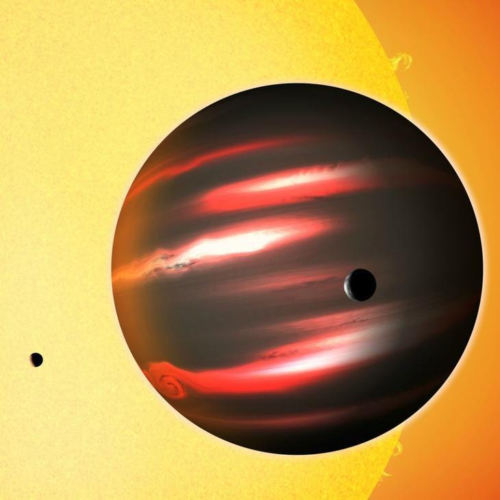 Самые невероятные планеты за пределами Солнечной системы
