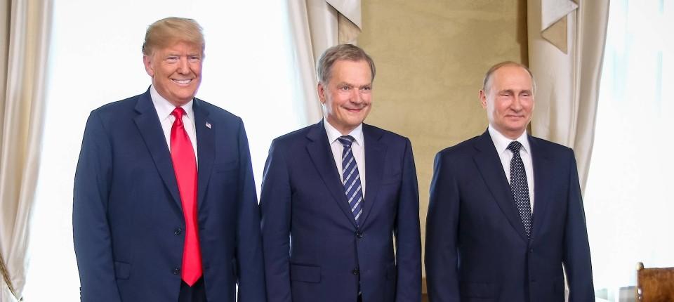 Финляндия не боится России