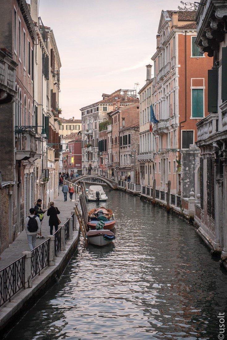 Неожиданная Венеция: повседневный город не для туристов