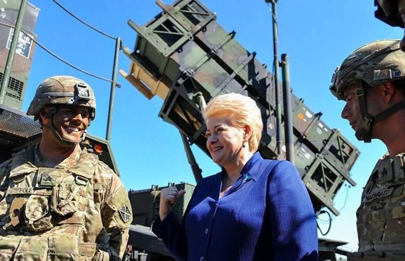 Дальше – сами: США отказались от Прибалтики