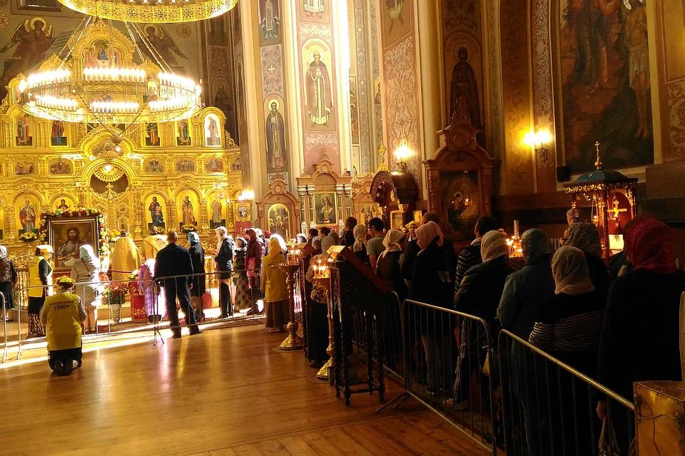 Мощи Иоанна Крестителя в Краснодаре 19 октября — расписание, где можно поклониться