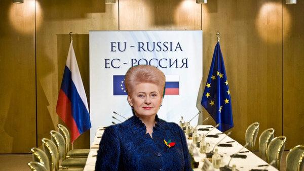 Литва передумала выгонять Ро…