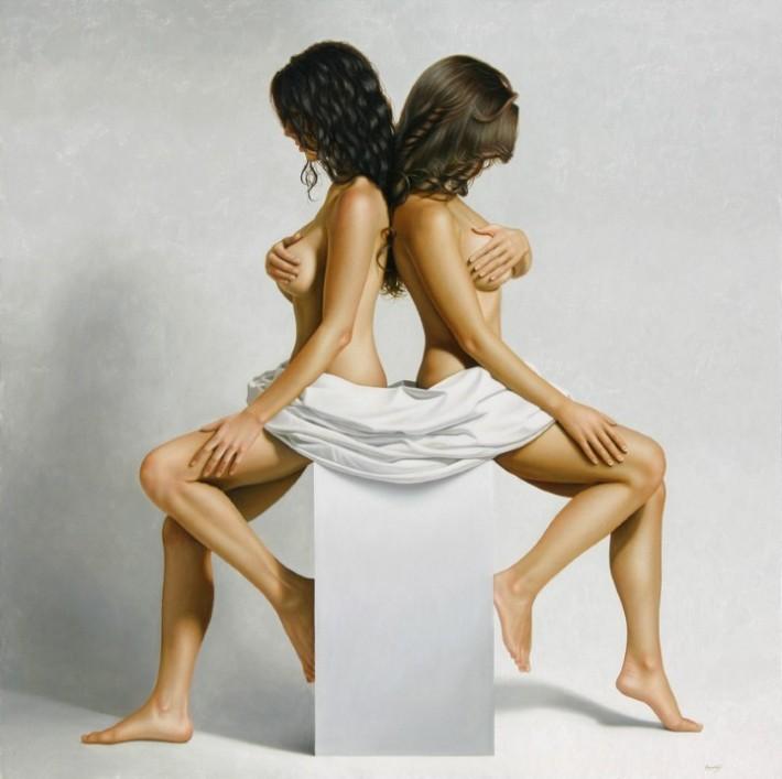 Женщины от Omar Ortiz