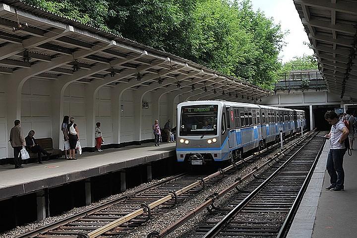 В выходные 22 и 23 сентября на ремонт закроют участок Филевской линии московского метро