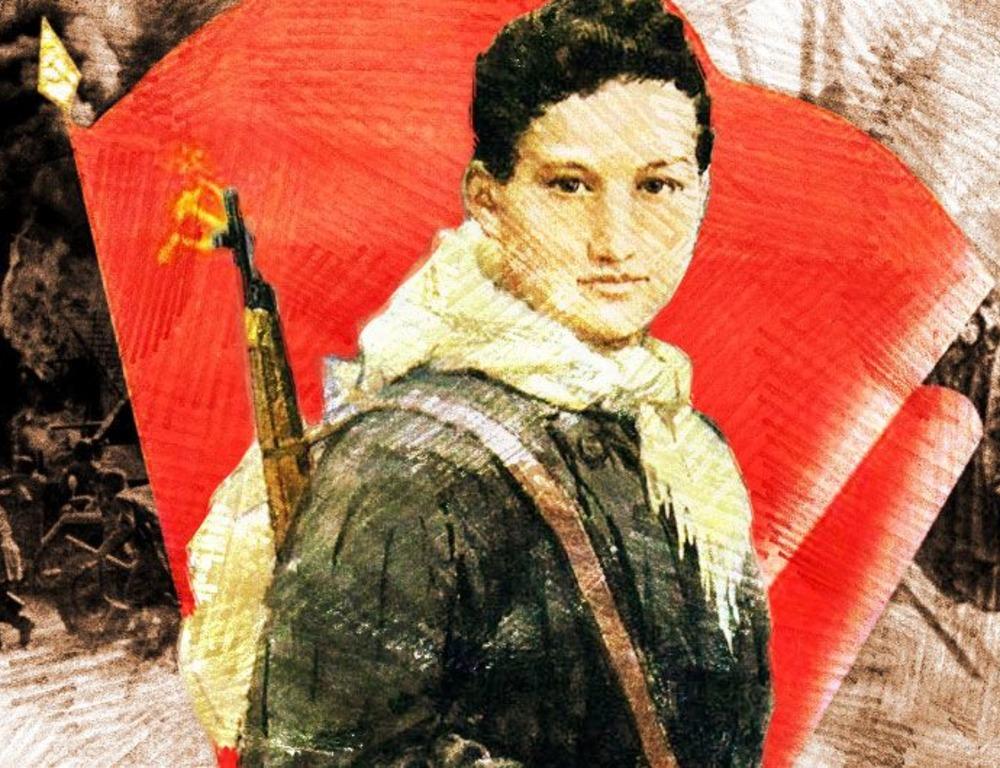 78-я годовщина мученической смерти комсомолки-партизанки Зои Космодемьянской