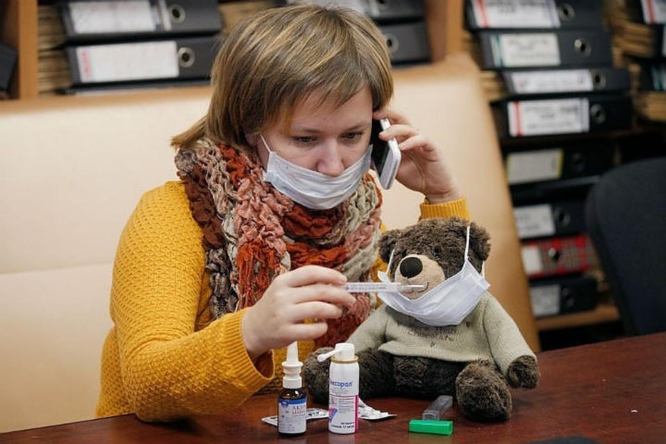 Большинство людей болеют гриппом около недели, но некоторые переносят недуг тяжелее и дольше