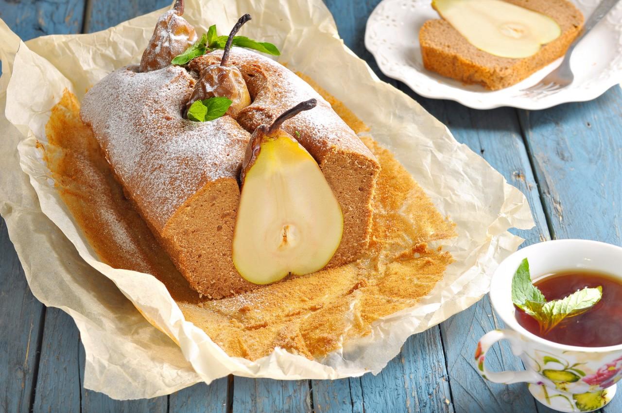 5 сезонных рецептов с грушами