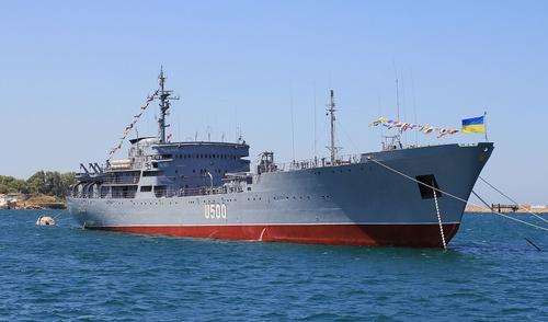 Стала известна причина появления украинских кораблей у берегов Крыма