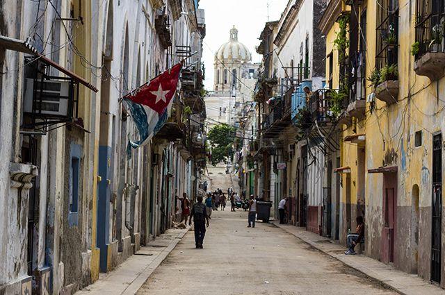 На Кубе с четверга заработает мобильный интернет