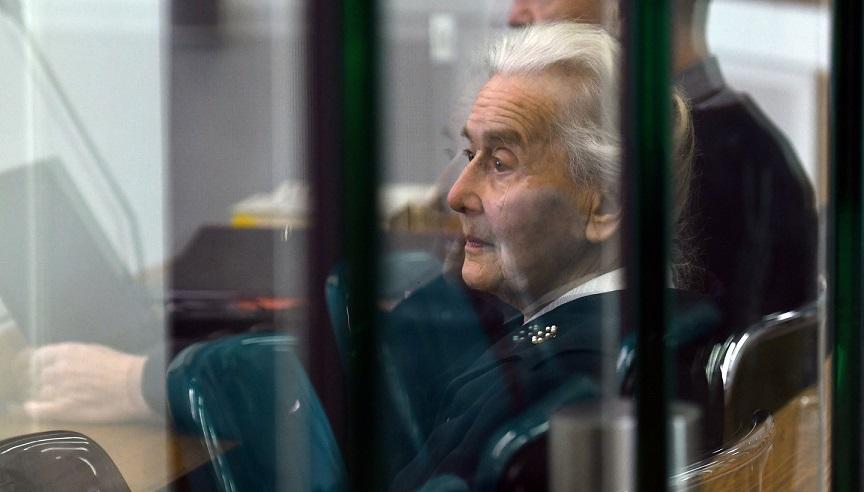 """Иго иудейское: 90-летнюю старушку посадили за отрицание """"холокоста"""""""