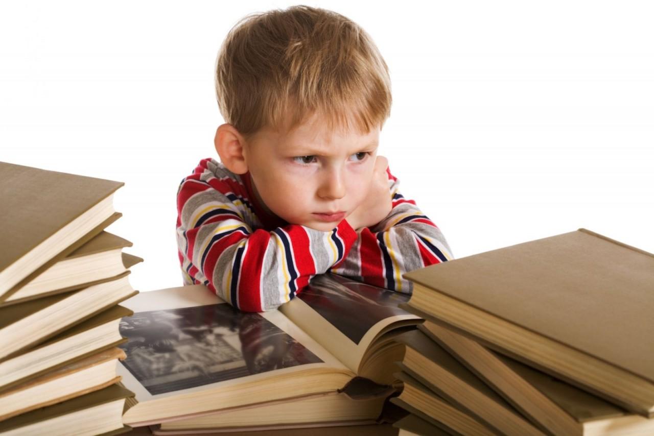 Что не читают современные дети