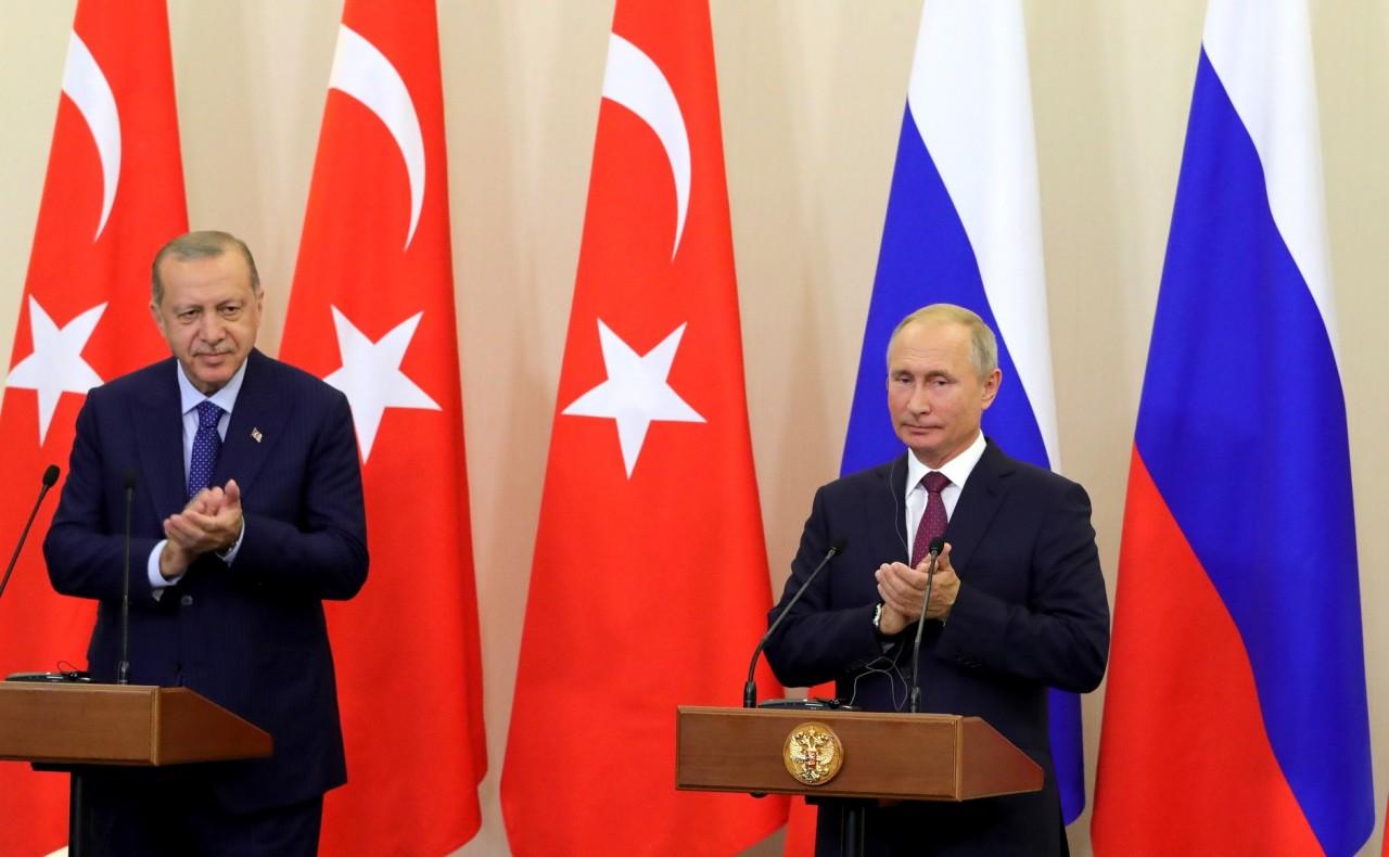 Переговоры по Сирии