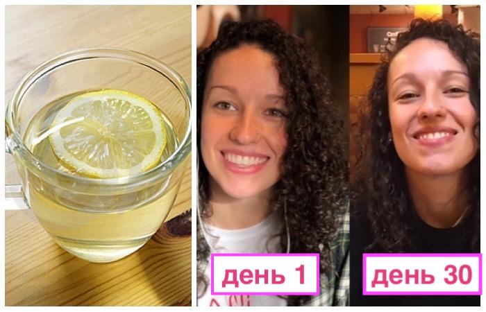 Вода с лимоном против кофе