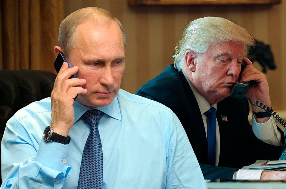 О встрече Путина и Трампа