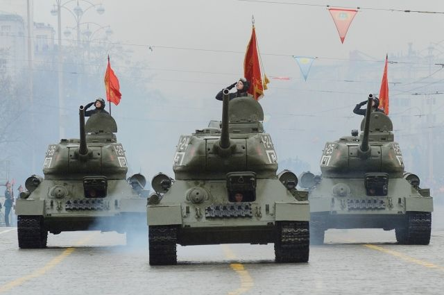 Немецкий журнал назвал танк Т-34 «смертоносным сюрпризом»