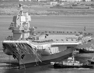 Китай продолжил традиции советского военного кораблестроения