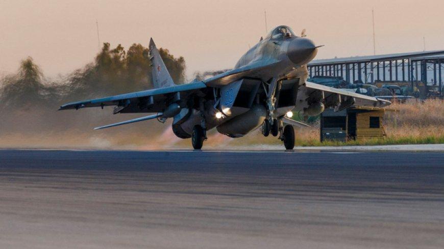 ВКС РФ зачищают Алеппо, Идлиб и Хаму от террористов
