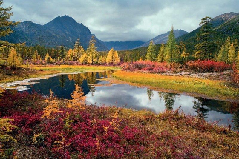Природные красоты России, от которых захватывает дух