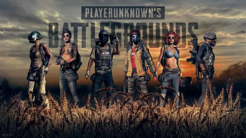 PlayerUnknown's Battleground…